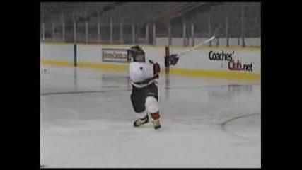 хокей на лед - китка