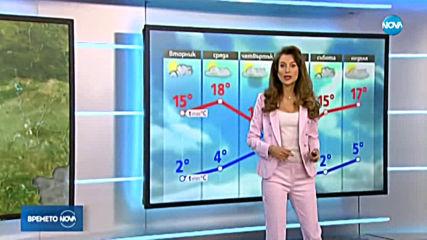 Прогноза за времето (24.02.2020 - централна емисия)
