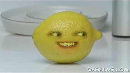 Най - смешните говорещи плодове