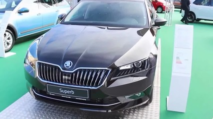 Това е Skoda Superb 2015! - SVZMobile