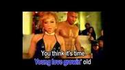 Christina Milian - Dip It Low (karaoke)