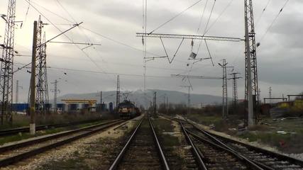 40 0367 с товарен влак