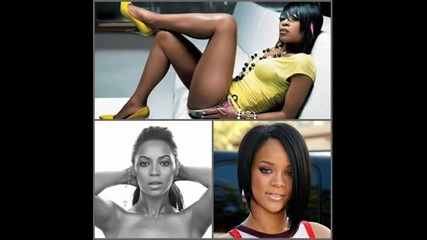 Keri Hilson, Rihanna & Beyonce - Promise in the dark