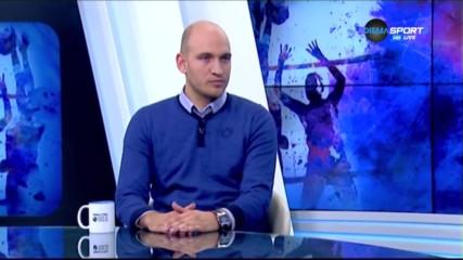 Какво очакват във ВК Марица преди битката от Шампионската лига с Вакъфбанк?