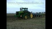 Трактор John Deere 9520t