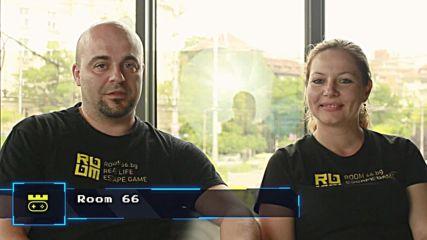 Български гейм награди - Номинации: Room 66
