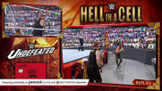 Kevin Owens battles through the pain against Sami Zayn: WWE Hell in a Cell 2021 (WWE Network Exclusive)