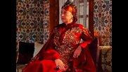 Великолепният Век актьори. Вахиде Гердюм (хюрем) - история за живота на актрисата.