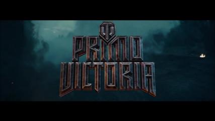 Sabaton - Primo Victoria ( Official Music Video)