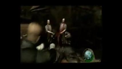 Resident Evil 4 - Gameplay Pro Mode pt1