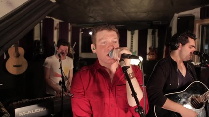 The New Velvet - Hero (acoustic Live)