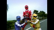 Power Rangers Dino Thunder S12e21 - Copy That