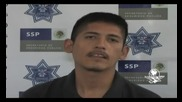 Мексикански красавици обучавани за убийци (видео)