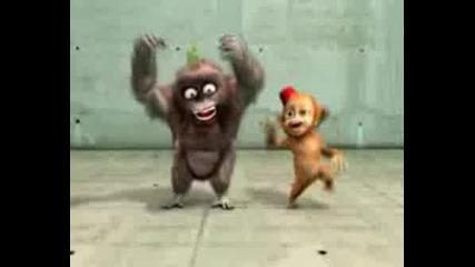 111 % Смях - Две Маймуни Пърдят