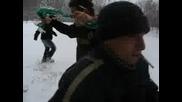 Борба В Снега