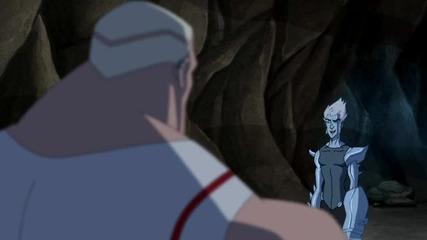 Young Justice Invasion - Season 2 Episode 9 Darkest