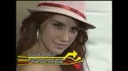 Dulce Maria assina com gravadora (telehit News)