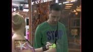 ! Оковите изнервиха мъжете, Big Brother Family, 24 март 2010