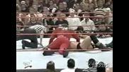 ( Остин Срещу Кейн ) Steve Austin vs. Kane - Raw is War 29/06/1998 [ Качеството Е Прилично ]