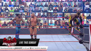 Randy Orton, Riddle & The New Day vs. AJ Styles, Omos, Elias & Jaxson Ryker: Raw, May 10, 2021