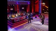 Dancing Stars - Нели и Наско танц по четворки (27.05.2014г.)
