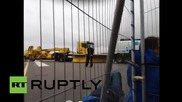 UK: These activists just ground Heathrow airport to a halt, 13 flights cancelled