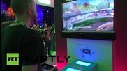 Хиляди геймъри наводниха изложението E3 в Лос Анджелис