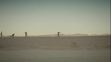 реклама на Converse - La to Vegas / От Ел Ей до Вегас