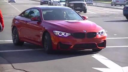Bmw M4 + пишман шофьор равно на...