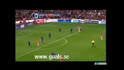 Арсенал 2 - 0 Съндърланд