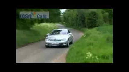 Test Drive Of Mercedes - Benz Cl 500