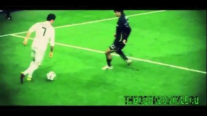 Cristiano Ronaldo - Monster 2012 Hd