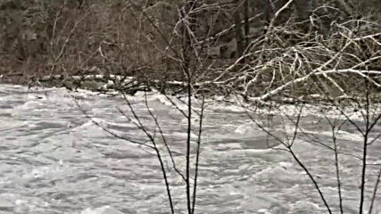 """Моята новина"": Опасно високо ниво на река Харманлийска"