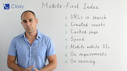 Google Mobile-First Index Update