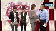 Minho and Eunhyuk Kissed on Lips