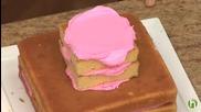 как се прави торта - замък