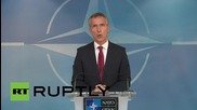 Belgium: NATO calls on Russia to 'respect' Turkish airspace