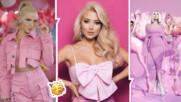 Розовият рожден ден на едно Барби: Цветелина Янева с празнична фотосесия за ЧРД