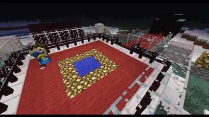 Wmw - World Minecraft Wrestling (pvp Minecraft)