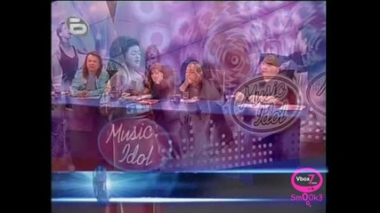 Music Idol 2: Валентина Хасан - Е Нема Такъв Изрод - Кен Лий