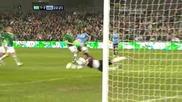 Ireland 2:3 Uruguay - Friendly