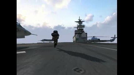 Battlefield 2 Airmine