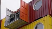 Eco living in Shipping containers - Dreamspaces - Bbc