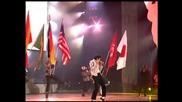 Michael Jackson History Live Hq - Best Quality