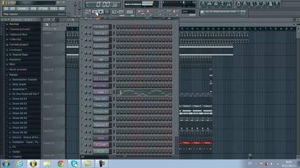 Fl Studio Hip-hop Beat