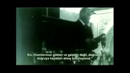 Мустафа Кемал Ататюрк - Коранът с/у Програмата на C H P