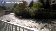 Река Чая в подножието на Бачковкия манастир