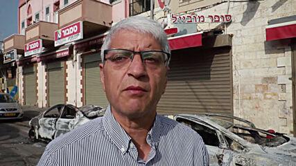 Israel: Arab-Israeli killed in Lod after Palestinian solidarity protest turns violent