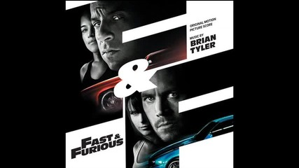 Fast Furious 4 Score Soundtrack Brian Tyler - Tracer