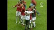 21.05 Манчестър Юнайтед - Радост След Дузпите